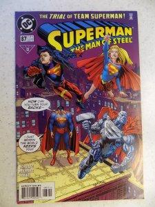 SUPERMAN MAN OF STEEL # 87
