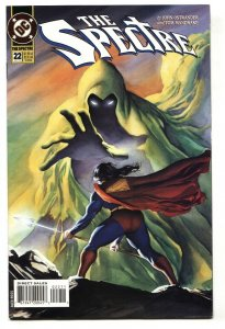 Spectre #22 1994 First published cover art by Alex Ross for DC