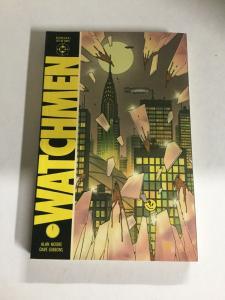 Watchmen Nm Near Mint Fourth Print DC Comics SC TPB