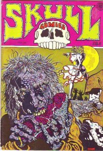Skull 3 Strict FN Artist Richard Corben 1st Appearance Tales of the Leather Nun