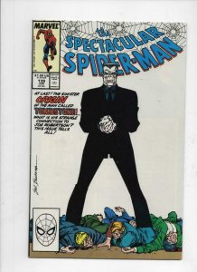 Peter Parker SPECTACULAR SPIDER-MAN #139 VF+, TombStone 1976 1988 more in store
