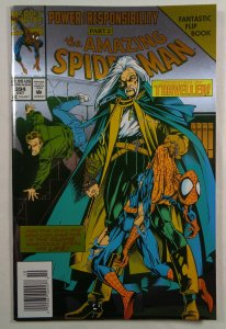 The Amazing Spider-Man #394 Newsstand Edition  (1994)