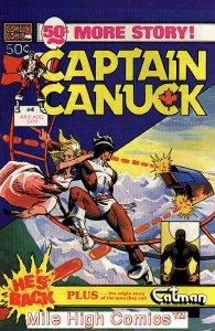 CAPTAIN CANUCK (1975 Series) #4 Fine Comics Book