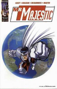 Mr. Majestic #1A FN; WildStorm | save on shipping - details inside
