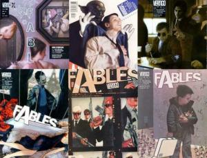 FABLES (2002 VERTIGO) 19-27 March Of The Wooden Soldier