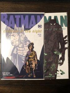 Batman:Creature of the Night 1&2