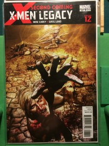 X-Men Legacy #237 Second Coming chapter 12