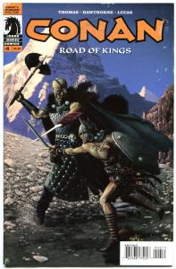 CONAN in ROAD of KINGS #6, NM,  Doug Wheatley, 2011, more Conan in store