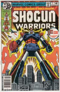 Shogun Warriors #1 (Feb-79) NM- High-Grade Shogun Warriors