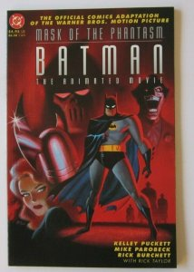 Batman Mask of the Phantasm Animated Movie Prestige Format VF/NM 1st Print 1993