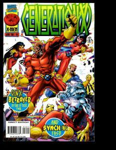 Lot of 12 Generation X Marvel Comics # 1 Deluxe 2 3 5 6 7 9 13 14 15 16 17 JF26