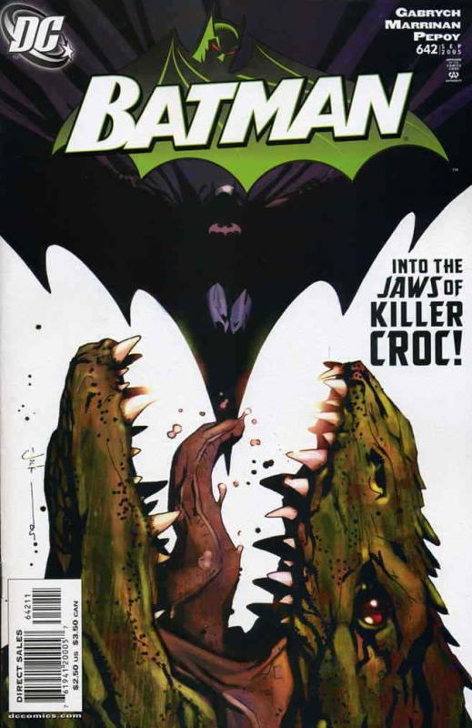 Batman #642 VF/NM; DC | save on shipping - details inside