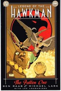 Legend of the Hawkman #1 (2000)