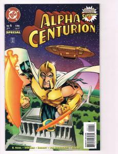 Alpha Canturion Special # 1 DC Comic Books Justice League Superman Batman!!! S51