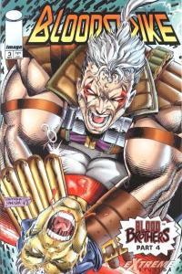 Bloodstrike (1993 series) #3, NM (Stock photo)