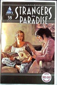 Strangers in Paradise #59 (2003)
