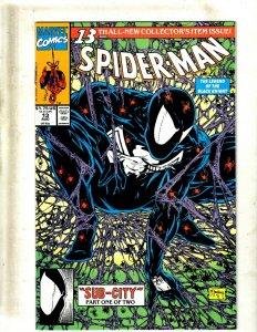 Lot of 12 Spider-Man Marvel Comic Books #13 14 15 16 17 18 19 20 21 22 23 24 SB1