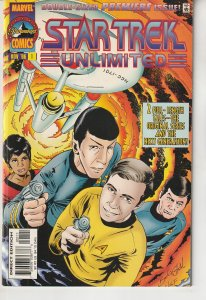 Star Trek Unlimited #1 (1996)