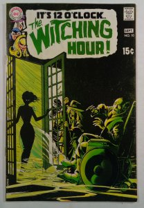 Witching Hour #10 Neal Adams Cover DC 1970