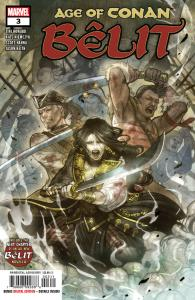 Age Of Conan Belit #3 (Marvel, 2019) NM