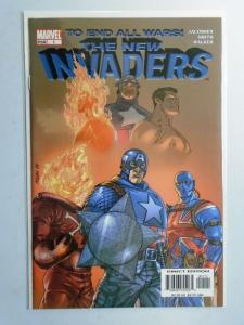New Invaders To End All Wars TPB (Marvel) #1, 8.0/VF (2005)