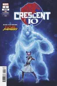 Future Fight Firsts Crescent & IO #1 Jeehyung Lee Variant (Marvel, 2020) NM