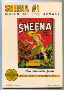 Jumbo Comics #1 1985- golden age reprint-Sheena-Eisner-F/VF