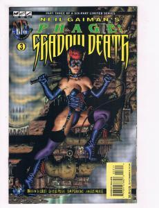 Neil Gaimans Phage: Shadow Death #3 NM Big Entertainment Comic Book DE28