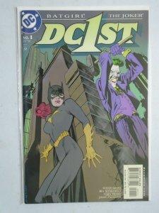 DC First Batgirl The Joker #1 6.0 FN (2002)