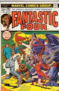 Fantastic Four #135 (Jun-73) FN/VF Mid-High-Grade Fantastic Four, Mr. Fantast...