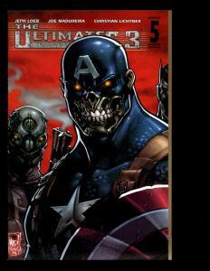 12 Comics Ultimates 3 # 1 2 3 4 5 Strong Guy Reborn 1 Nam 38 Gargoyle +MORE EK10