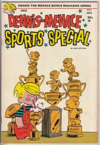 Dennis the Menace Bonus Magazine Series #6456 (Jan-74) NM- High-Grade Dennis