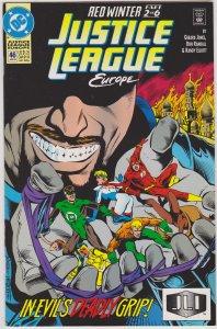 Justice League Europe #46