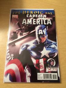 Captain America #609