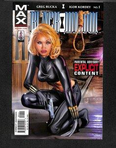 Black Widow: Pale Little Spider (JP) #1 (2002)