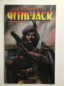 The Legend Of Grim Jack Volume 1 One Tpb Softcover Sc Near Mint Nm Idw