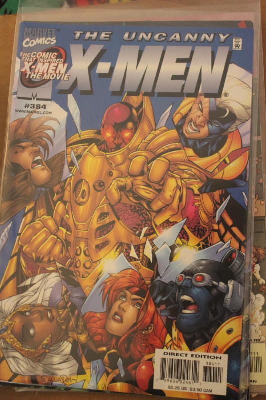 The Uncanny X-Men 384  NM/MT
