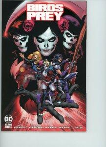 Birds of Prey DC Black Label 2020 Trade Paperback