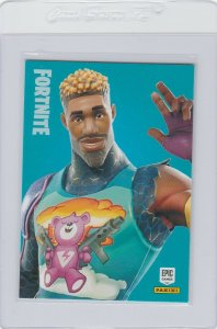 Fortnite Brite Gunner 204 Epic Outfit Panini 2019 trading card series 1