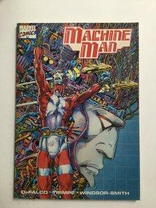 Machine Man Tpb Softcover Sc Near Mint Nm Marvel
