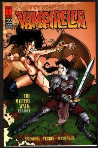 Vengeance of Vampirella #20  ( 1995, Harris)  9.2 NM-