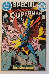 Superman Special #1 Gil Kane DC Comics 1983- NM- 9.2