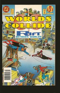 DC Comics Worlds Collide #1 (1994)
