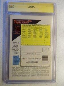 UNCANNY X-MEN # 94 MARVEL NEW TEAM WOLVERINE SIGNED STAN LEE CGC 5.0.