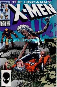 X-MEN #216, NM, Wolverine, Chris Claremont,1987, Storm, more in store