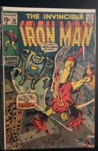 Iron Man #36 (1971)