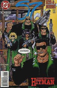 Sovereign Seven #26 VF/NM; DC | save on shipping - details inside