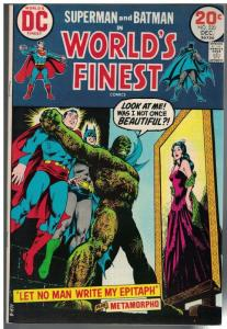 WORLDS FINEST 220 F-VF Dec. 1973