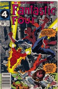 Fantastic Four #362 (1992)