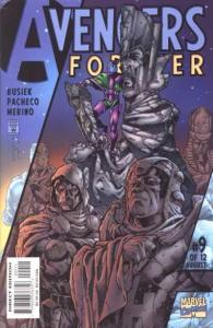 Avengers Forever #9, NM + (Stock photo)